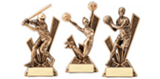 Checkmate Series Trophies