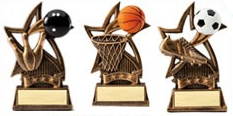 Sports Trophies - Star Series