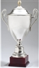 Italian Made Premium Sorrento<BR>Silver Trophy Cup<BR> 22-26 Inches