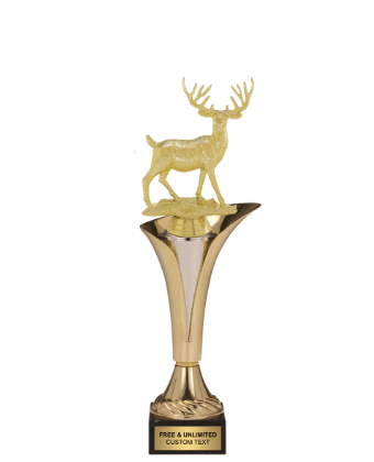 Typhoon Cup<BR> Buck Trophy<BR> 11.5 to 14.5 Inches