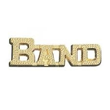 Chenille Pin<BR> Band