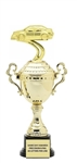 Monaco Gold Cup<BR> Rally Car Trophy<BR> 13 to 16 Inches