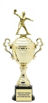 Monaco Gold Cup<BR> F Table Tennis Trophy<BR> 13 to 16 Inches