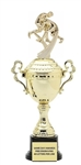 Monaco Gold Cup<BR>Motion Wrestling Trophy<BR> 13 to 16 Inches