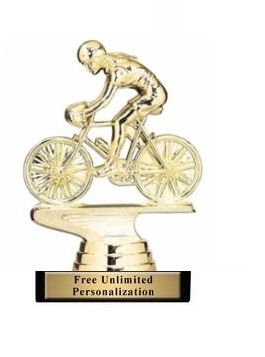 Racing Bike F Trophy<BR> 4 Inches