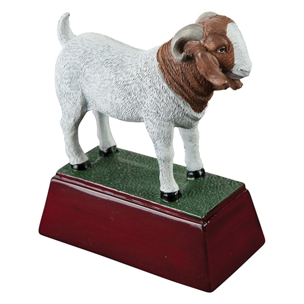 GOAT Award<BR> 4 Inches
