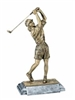 Freeman Classic<BR> Female Golf Trophy<BR> 10.5 Inches