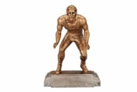 Freeman Classic<BR> Male Wrestler Trophy<BR> 7.5 Inches