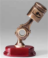 Piston Trophy<BR> 6.5 Inches