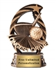 Running Star<BR> Longest Drive Trophy<BR> 7.5 Inches